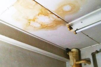 RCでも雨漏りのリスクは木造と変わらない