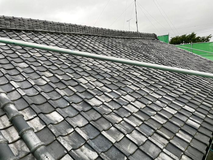 蕨市で瓦屋根をシングル屋根に葺き替え工事~リフォーム時期はいつがいい?~