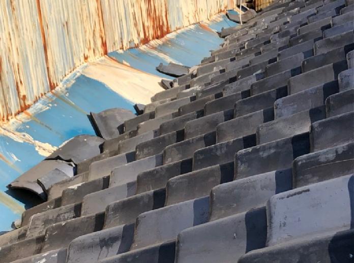 川口市で地震の被害~屋根・外壁点検はお早めに~