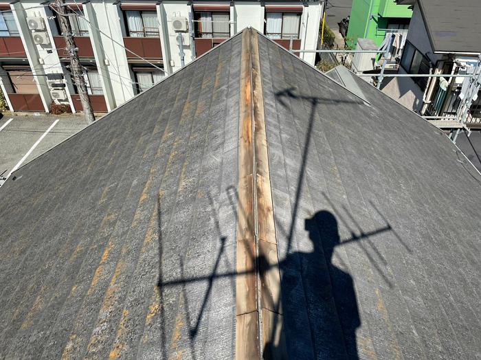 棟の貫板の状態