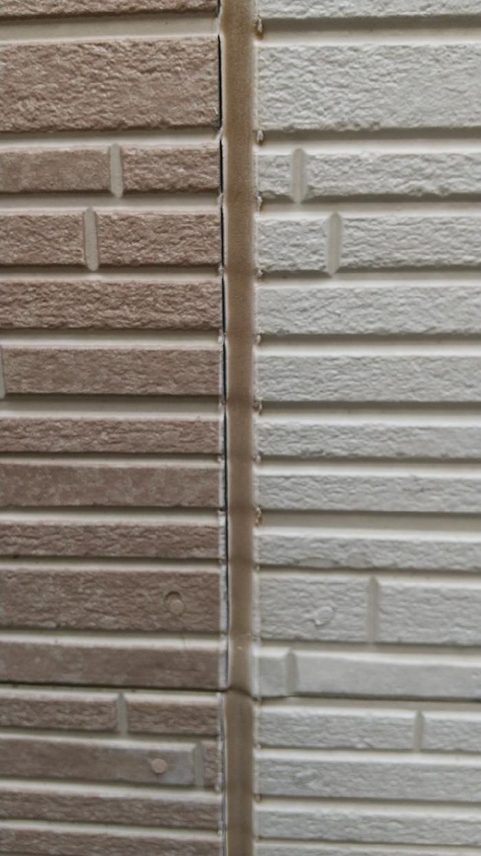 外壁目地材の劣化