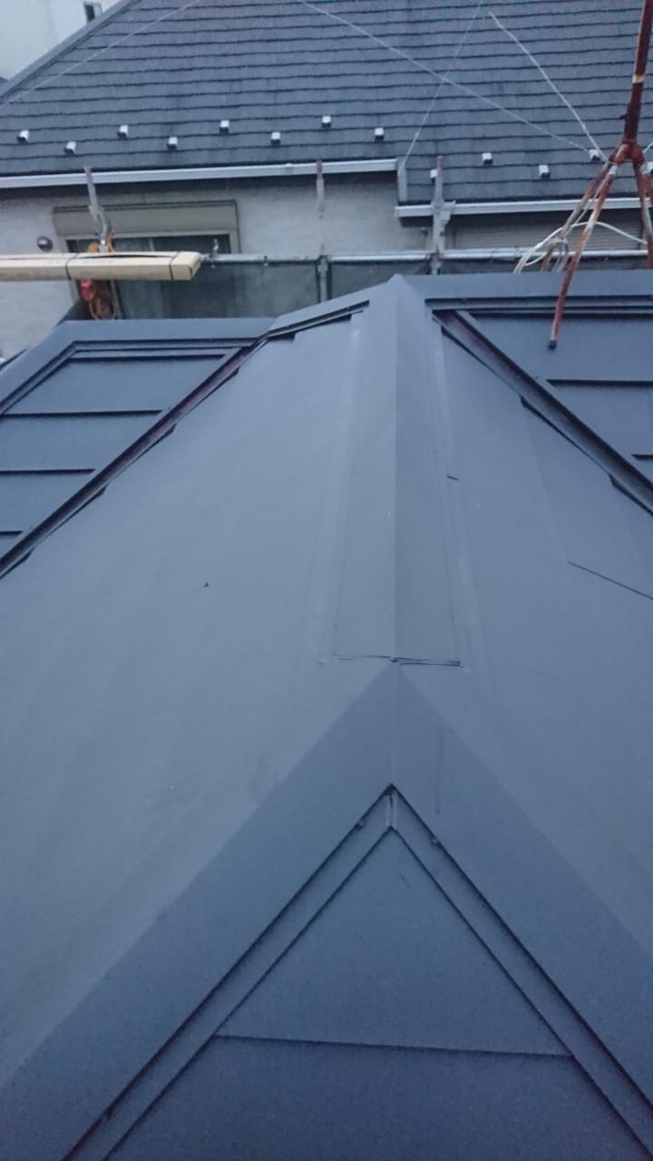 金属屋根 板金屋