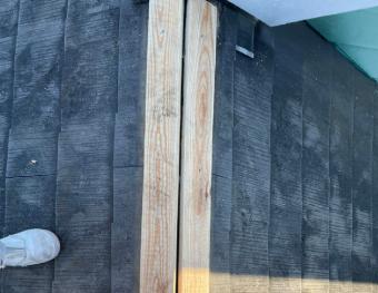 棟板金 貫板新設