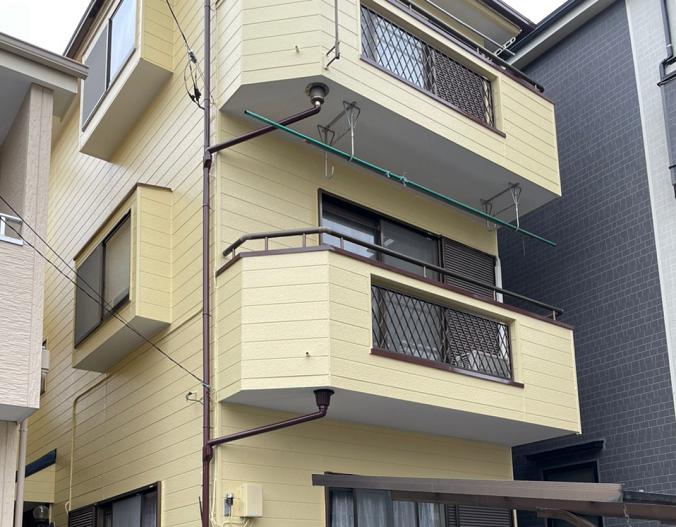 川口市で台風被害の屋根修理~自然災害は火災保険が適用されるかも~
