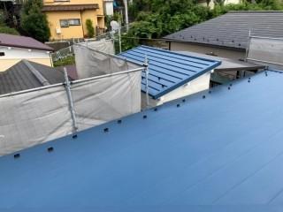 ガルバリウム鋼板、葺き替え、ニチハ横暖ルーフ